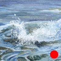 10 0f 99 - oil ocean study by Eric Soller